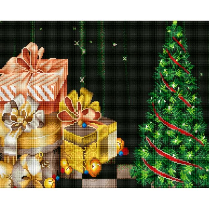 Набор алмазной живописи Империя бисера арт.СК-623 Подарки 40х50 см