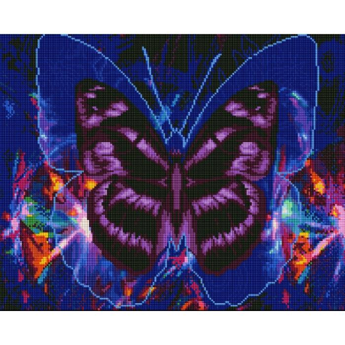 Набор алмазной живописи Империя бисера арт.СК-612 Бабочка 40х50 см