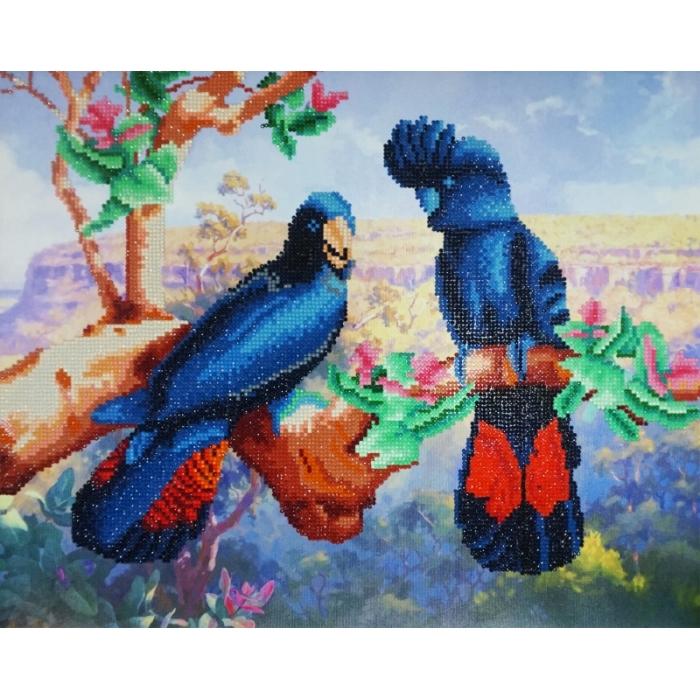 Набор Колор Кит картина алмазная арт.КК.KU011 Романтическое свидание 40х50
