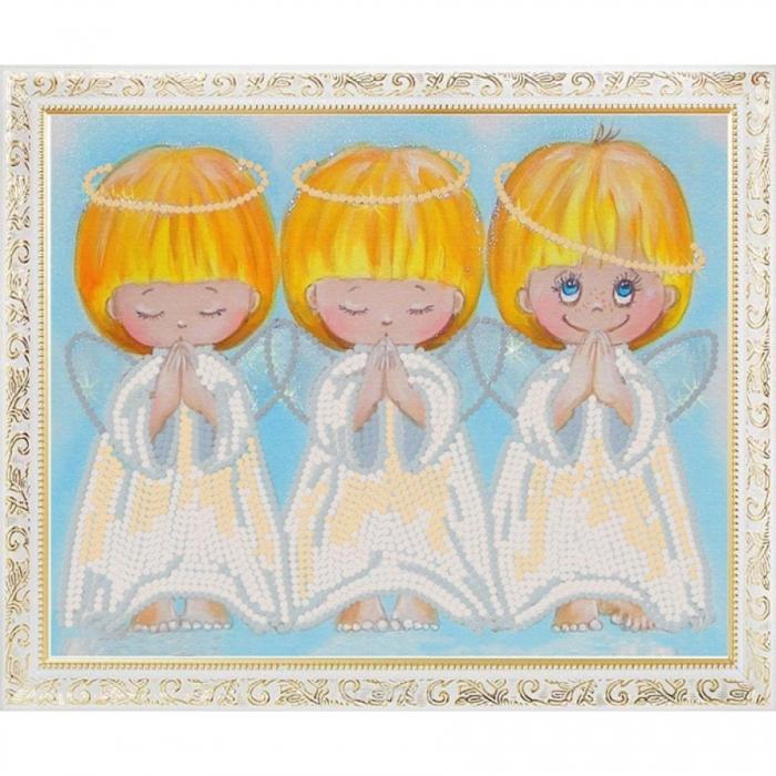 Рисунок на ткани (Бисер) КОНЁК арт. 8432 Почти идеальный 15х18 см