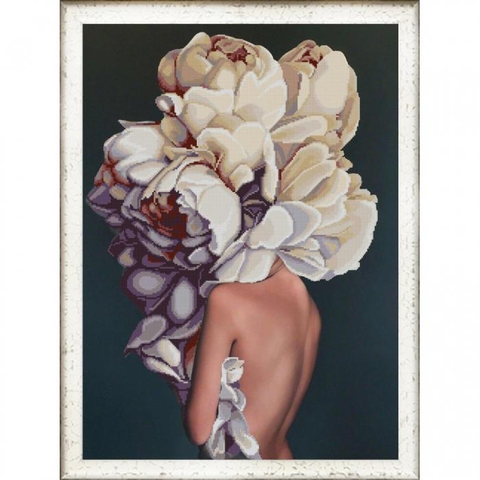 Рисунок на ткани КОНЁК арт. 1355 Эффект 1 45х60 см