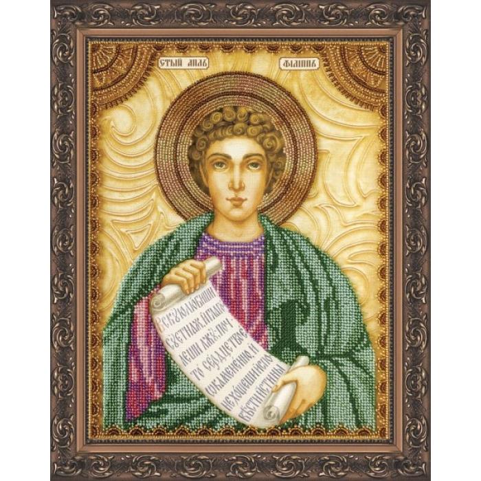 Набор для вышивания бисером АБРИС АРТ арт. AA-036 Св.Филипп 23х30 см