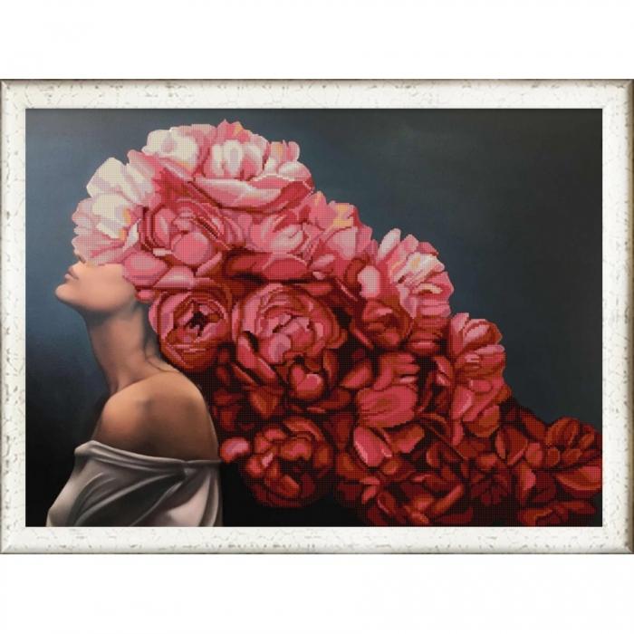 Рисунок на ткани КОНЁК арт. 1356 Эффект 2 45х60 см