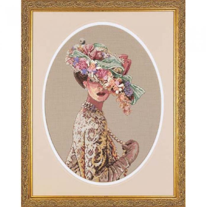 Набор для вышивания DIMENSIONS арт.DMS-03823 Викторианская элегантность 28х38 см