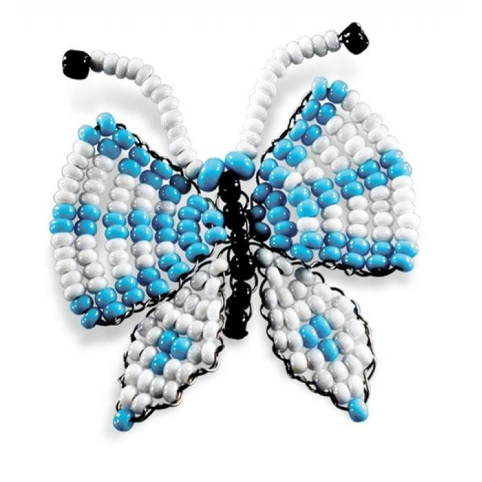 Набор для бисероплетения КРОШЕ арт.А-072 Бабочка