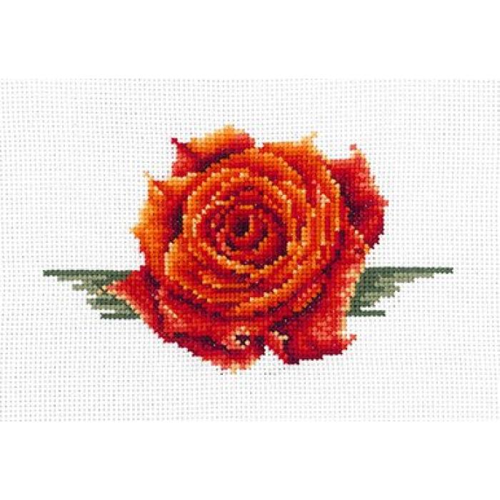 Набор для вышивания СДЕЛАЙ СВОИМИ РУКАМИ арт.Д-09 Дарю Любовь 13х20 см