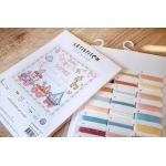 Набор для вышивания LETI арт. 935 26х26 см