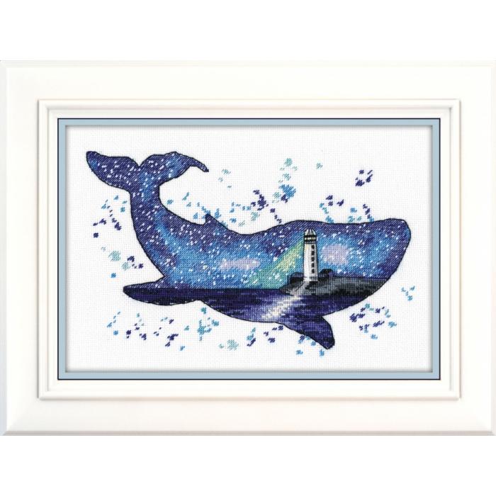 Набор для вышивания ОВЕН арт. 1039 Мир животных 25х17 см