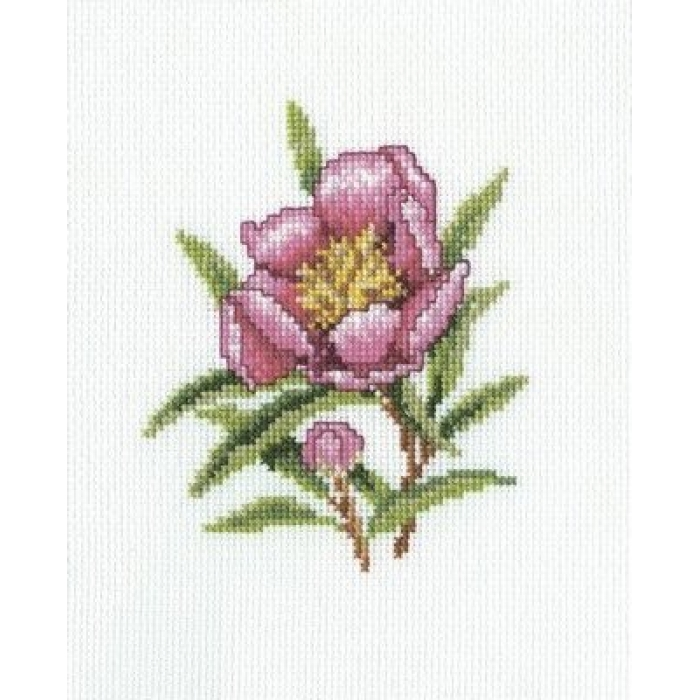 Набор для вышивания РТО арт.C183 Цветок олеандра 13х17 см