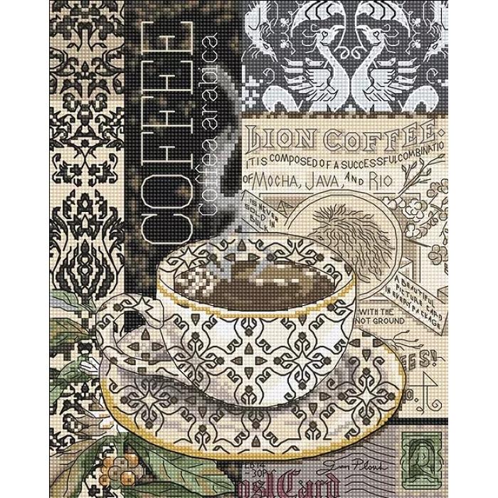 Набор для вышивания LETI арт. 993 22х18 см