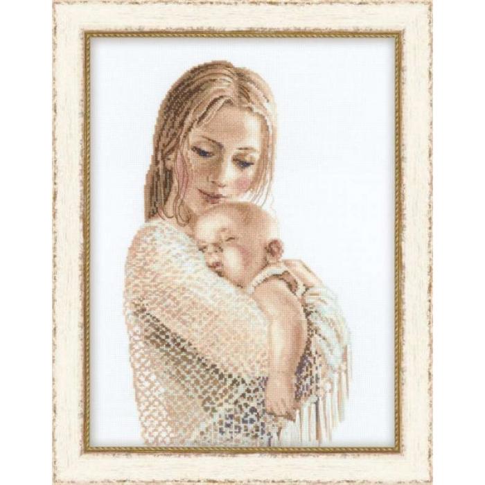 Набор для вышивания РИОЛИС арт.100/033 Нежность 30х40 см