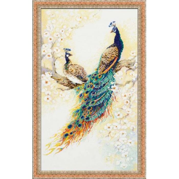 Набор для вышивания РИОЛИС арт.100/029 Персидский сад 30х50 см