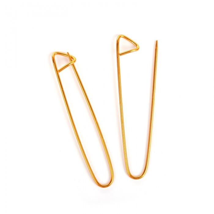 Булавка Maxwell Accessories петлесъемная арт.TBY-111568 ? 2.4 мм, 120мм
