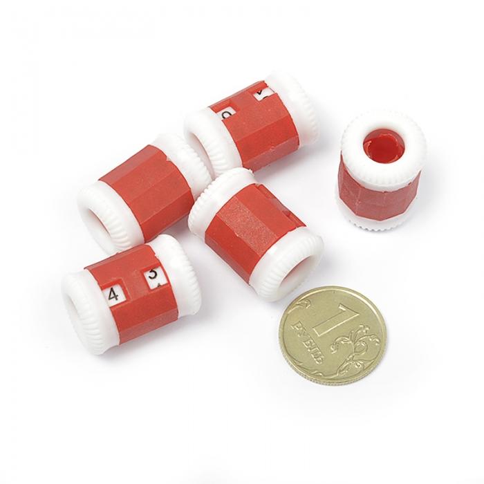 Счетчик вязальных рядов Maxwell Accessories в пластиковом корпусе арт.TBY.СР18