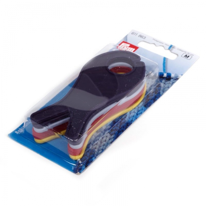 611863 PRYM Катушки для отмотки пряжи пластик, р-р большой уп.6шт