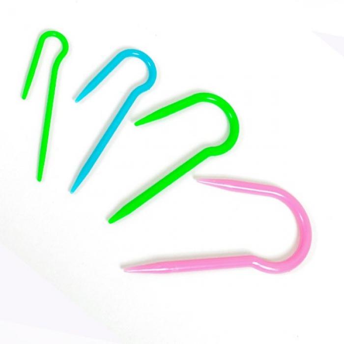 Спицы вспомогательные Maxwell Accessories пластик арт.TBY-СВП уп.3шт