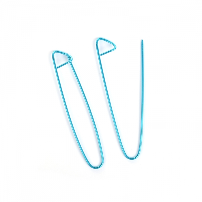 Булавка Maxwell Accessories петлесъемная арт.TBY-111567 ? 2 мм, 120 мм