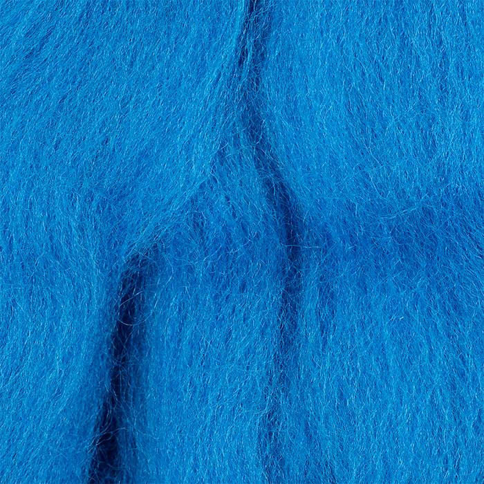 Шерсть для валяния ПЕХОРКА тонкая шерсть (100%меринос.шерсть) 50г цв.045 т.бирюза