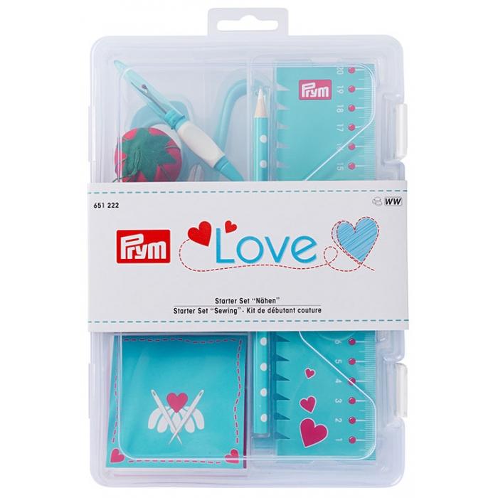 651222 PRYM Набор для шитья Prym love - Базовый набор Шитье