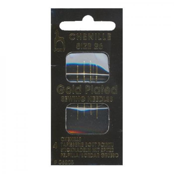 06205 PONY Иглы швейные уп.4 шт