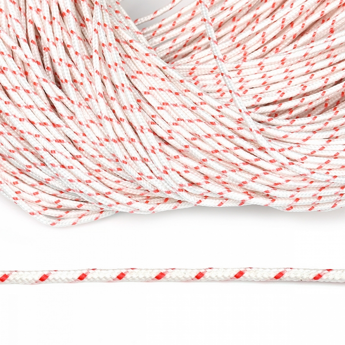 Веревка полиамидная 03мм 16прядная моток уп.100м