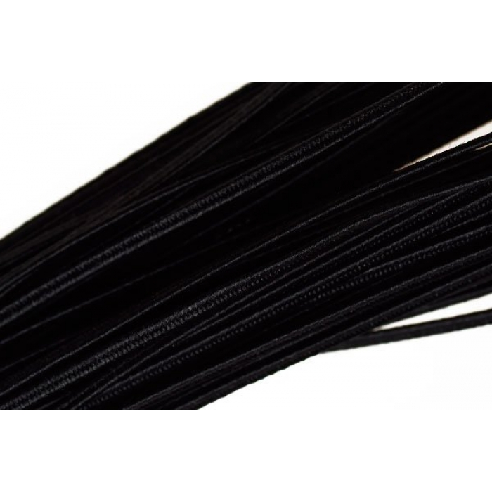 """Шнур отделочный 1с14 """"Сутаж"""" 2,5-3мм цв.05 черный уп.20м"""
