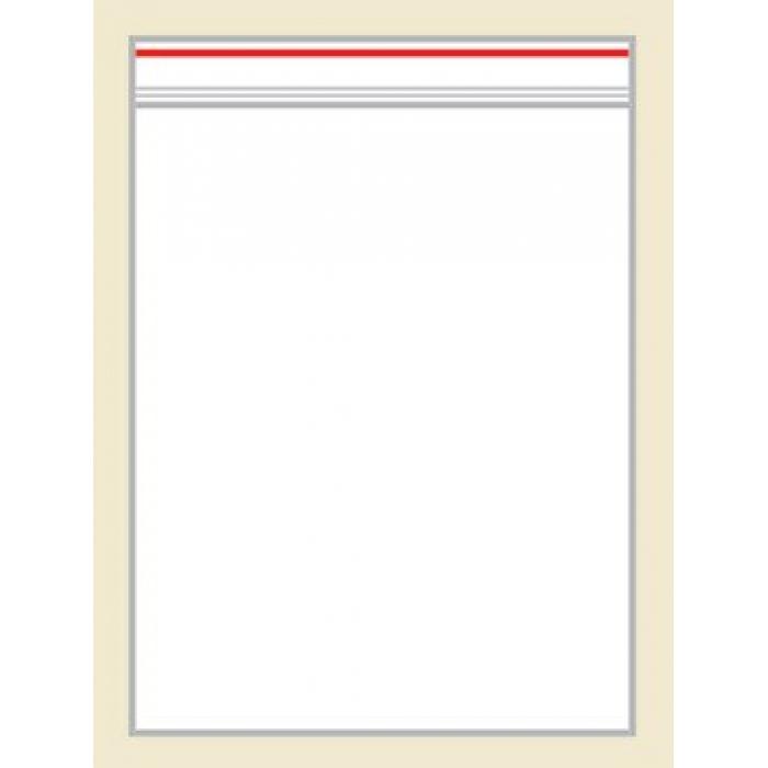 Пакет упак. полиэтиленовый с замком zip lock (зип лок) 40 мкм 12х17см уп.100шт