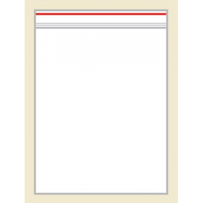 Пакет упак. полиэтиленовый с замком zip lock (зип лок) 40 мкм 10х10см уп.100шт