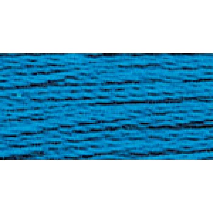 Нитки для вышивания Gamma мулине (0001-0206) 100% хлопок 24 x 8 м цв.0086 ярк.синий