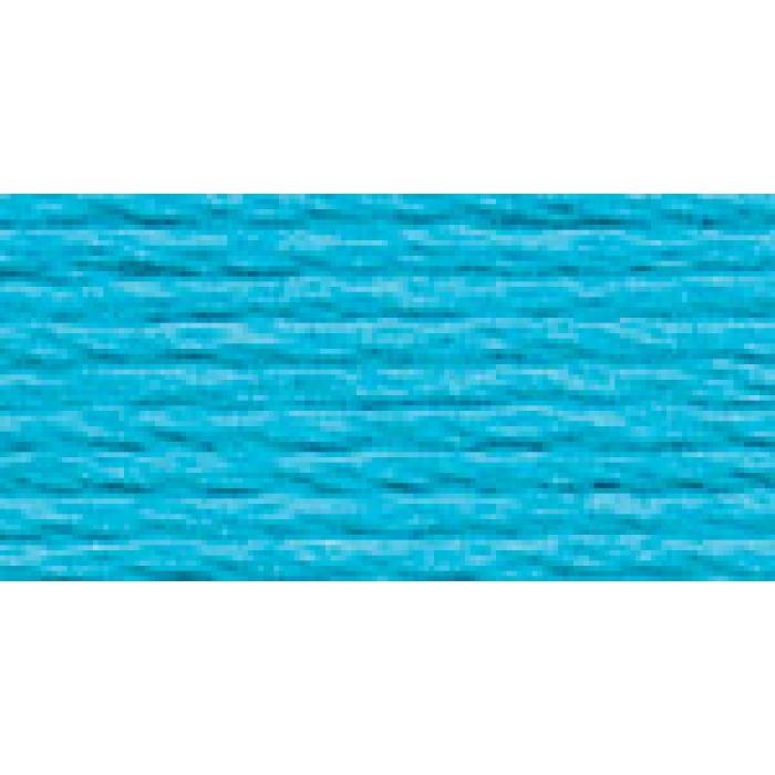 Нитки для вышивания Gamma мулине (3071-3172) 100% хлопок 24 x 8 м цв.3123 голубой