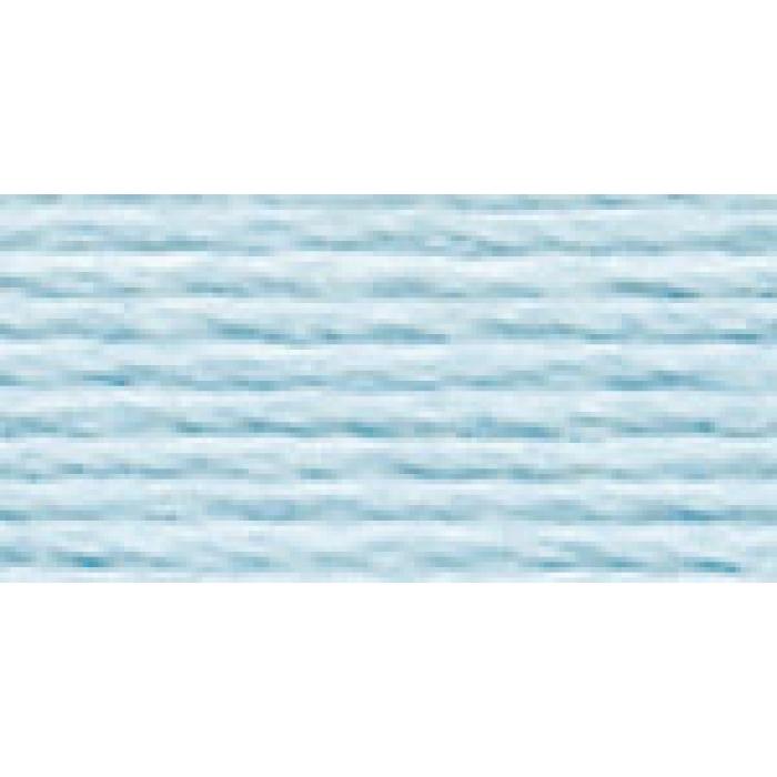 Нитки для вышивания Gamma мулине (3071-3172) 100% хлопок 24 x 8 м цв.3124 св.голубой