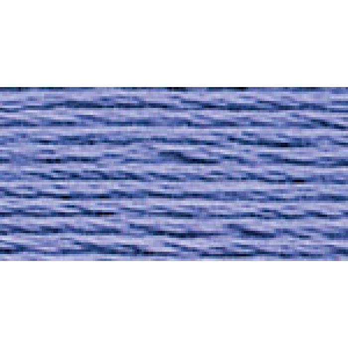 Нитки для вышивания Gamma мулине (0001-0206) 100% хлопок 24 x 8 м цв.0078 св.фиолетовый