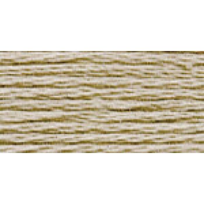 Нитки для вышивания Gamma мулине (0820-3070) 100% хлопок 24 x 8 м цв.0915 серо-бежевый