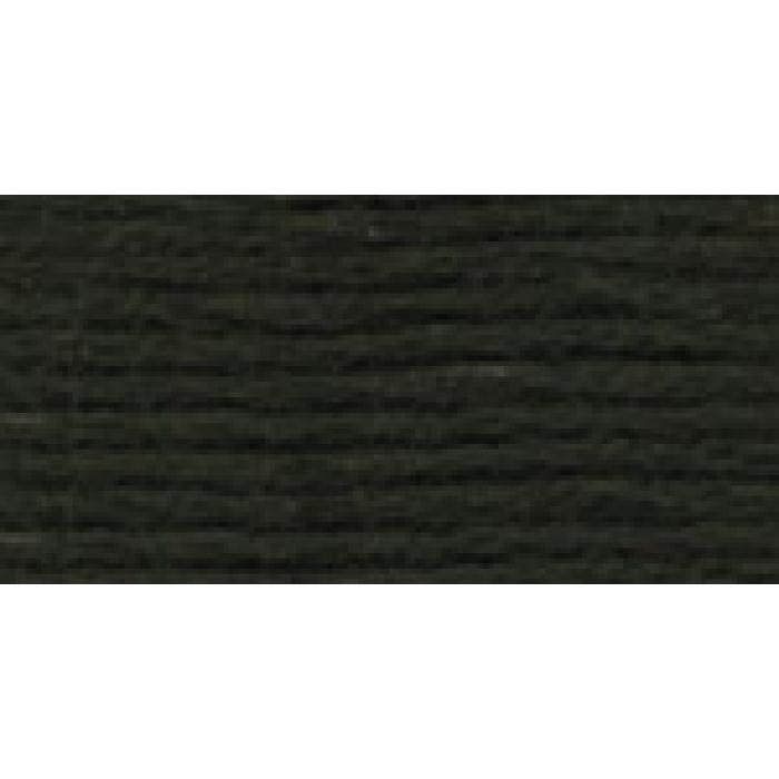 Нитки для вышивания Gamma мулине (3173-6115) 100% хлопок 24 x 8 м цв.5184 черно-серый