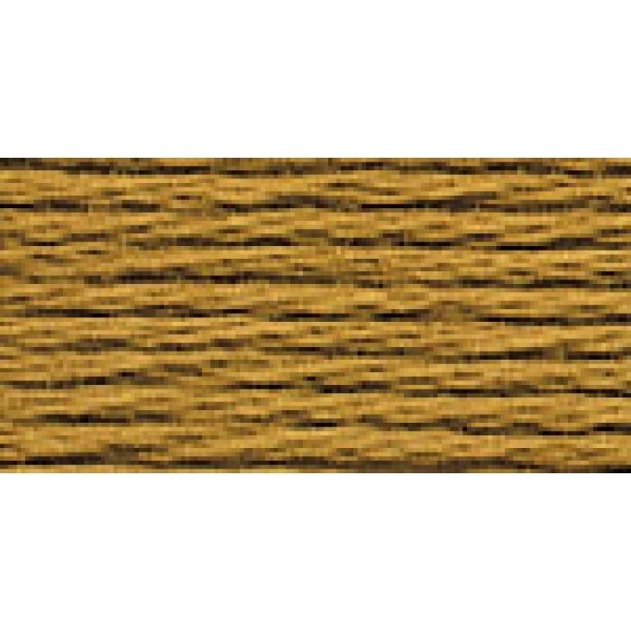 Нитки для вышивания Gamma мулине (0207-0819) 100% хлопок 24 x 8 м цв.0805 т.бежевый