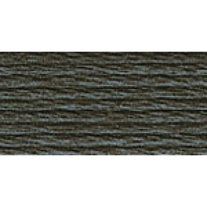 Нитки для вышивания Gamma мулине (3173-6115) 100% хлопок 24 x 8 м цв.3230 т.серый