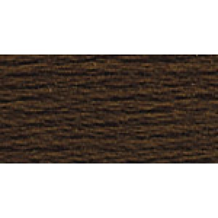 Нитки для вышивания Gamma мулине (0207-0819) 100% хлопок 24 x 8 м цв.0220 т.коричневый