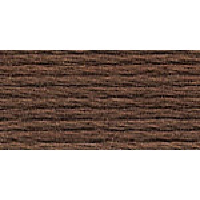 Нитки для вышивания Gamma мулине (3173-6115) 100% хлопок 24 x 8 м цв.3249 св.коричневый