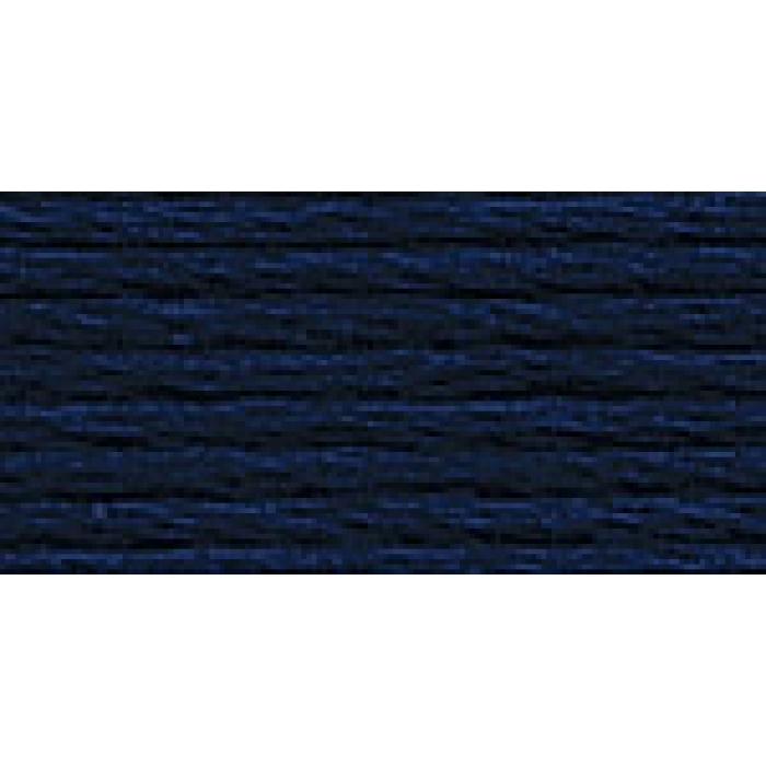 Нитки для вышивания Gamma мулине (3071-3172) 100% хлопок 24 x 8 м цв.3114 синий